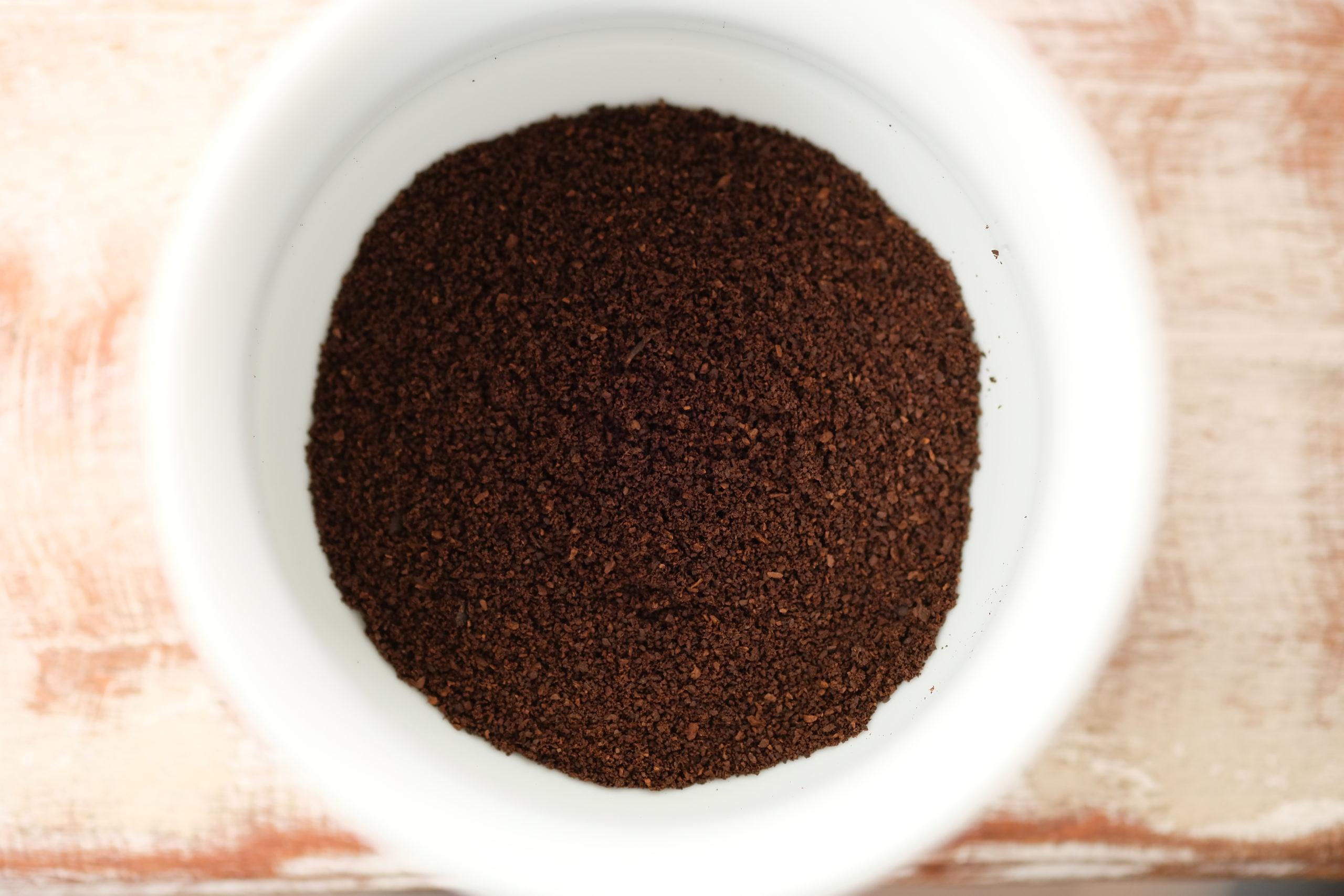 Kaffee Arabica geröstet und gemahlen