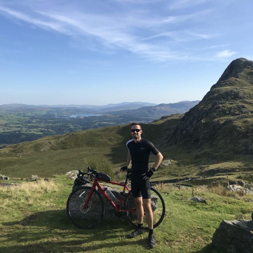 Leidenschaft fürs Radfahren