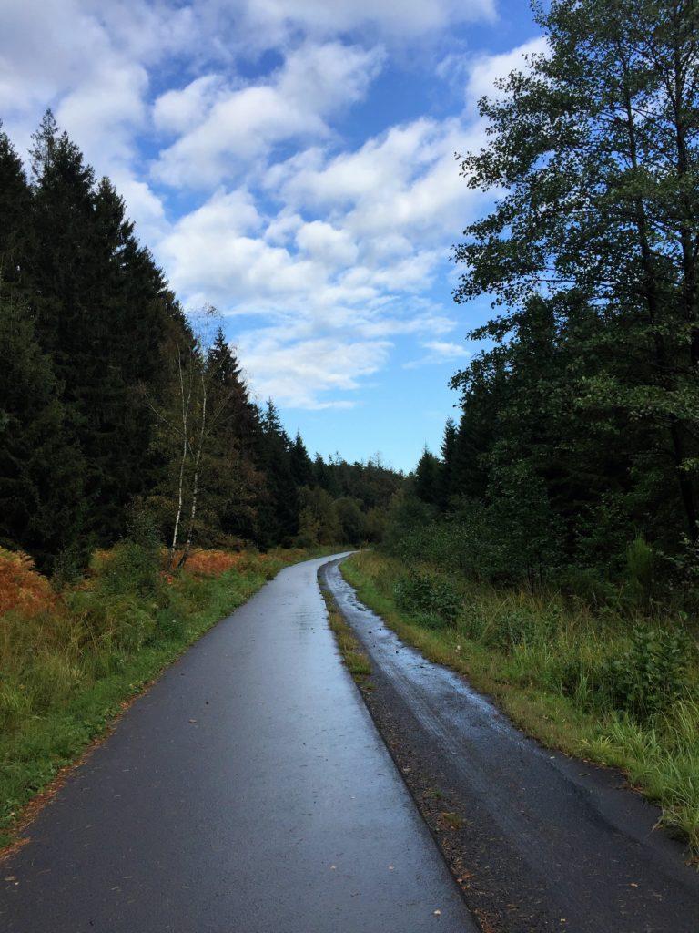 Vennbahn Radweg zum Radfahren