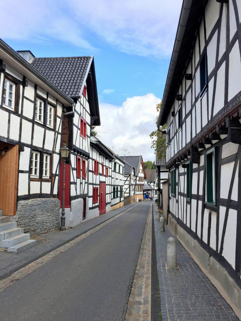 Fachwerkhäuser Eifel
