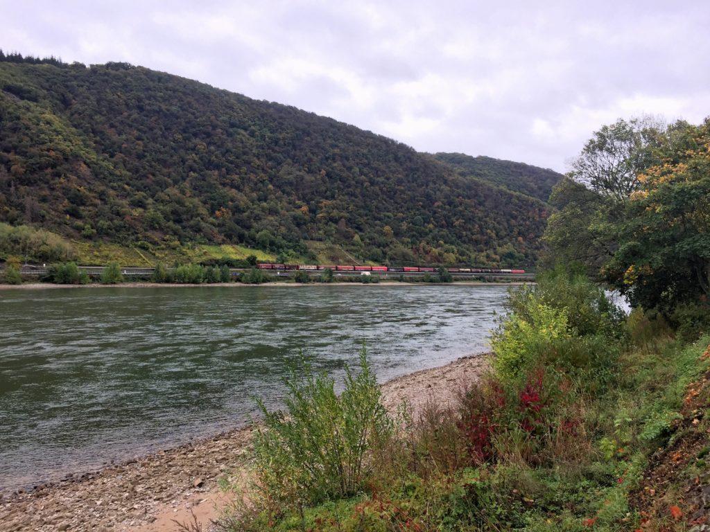 Mittelrhein Radtour