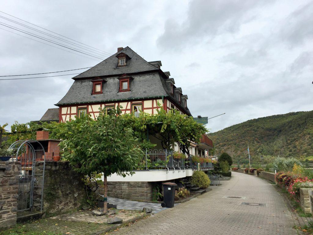 Fachwerkhäuser am Mittelrhein