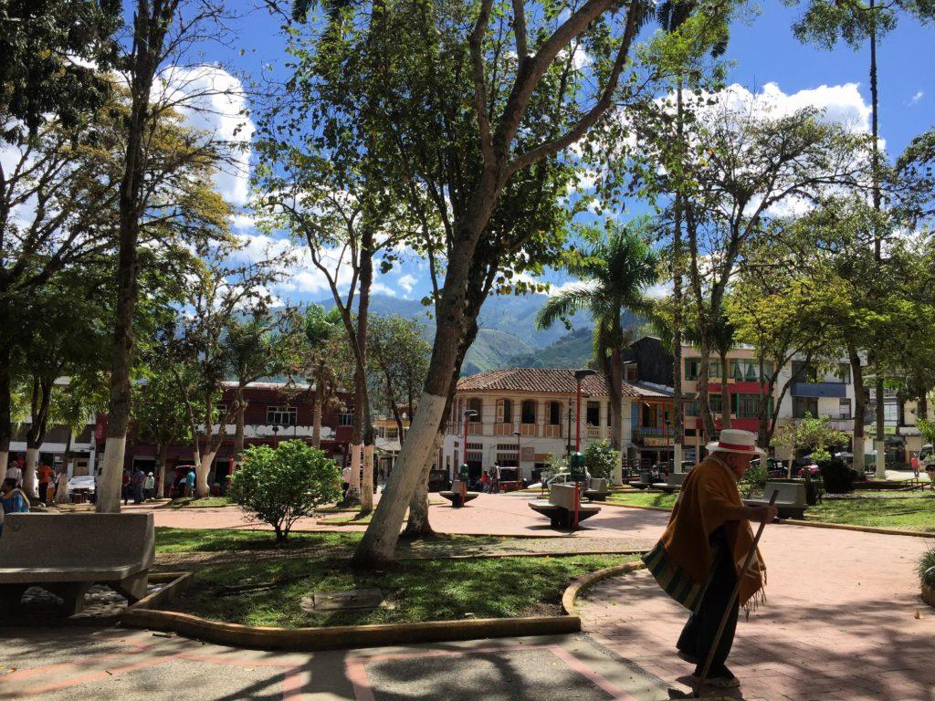Zona Cafetera - Génova in Kolumbien