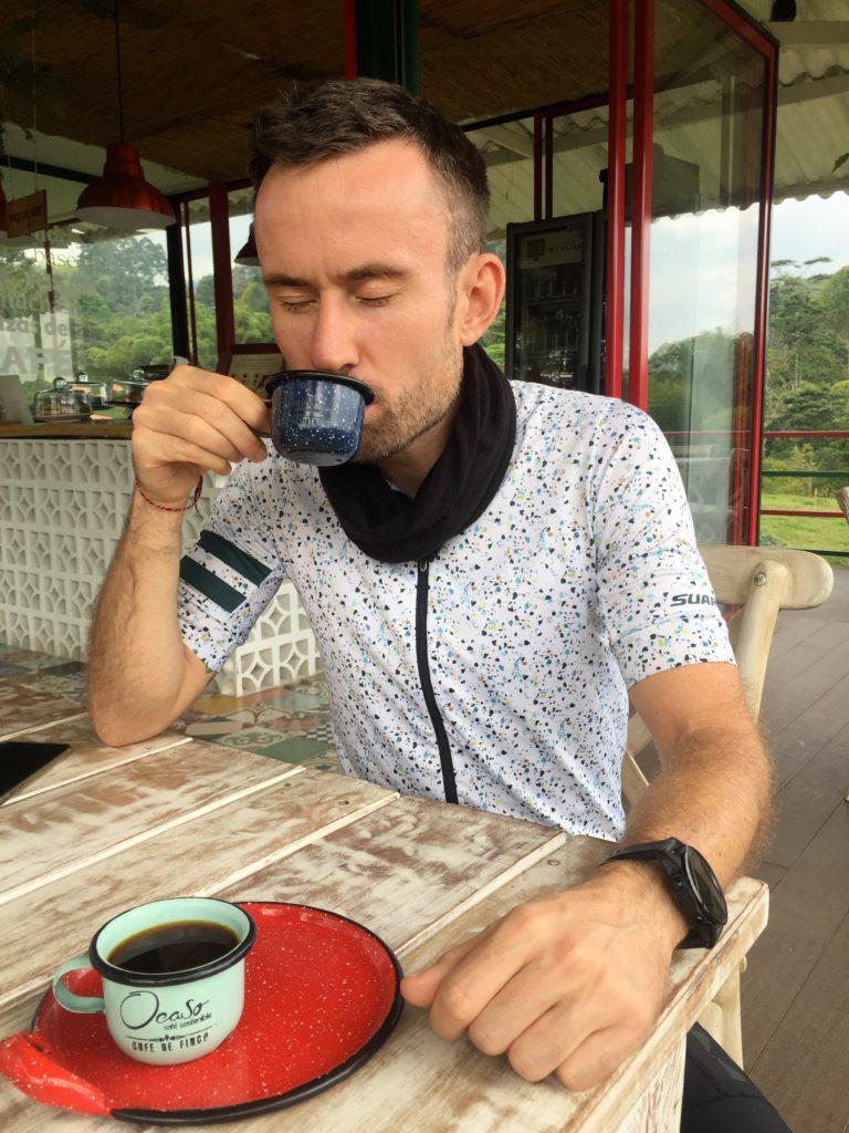 Kaffeegenuss in der Zona Cafetera bei El Ocaso