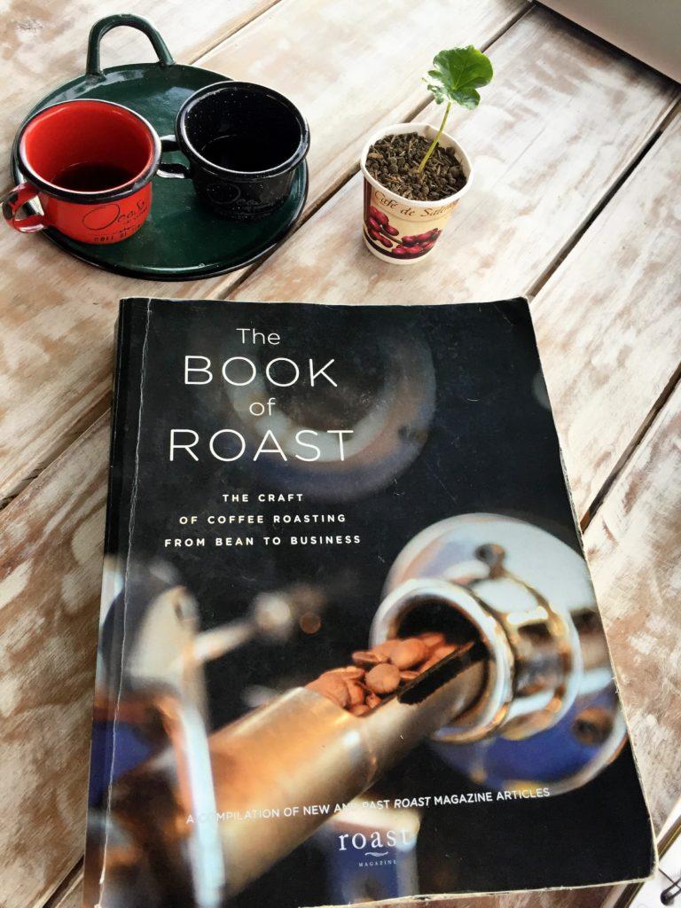 Röstkurs - The Book of Roast