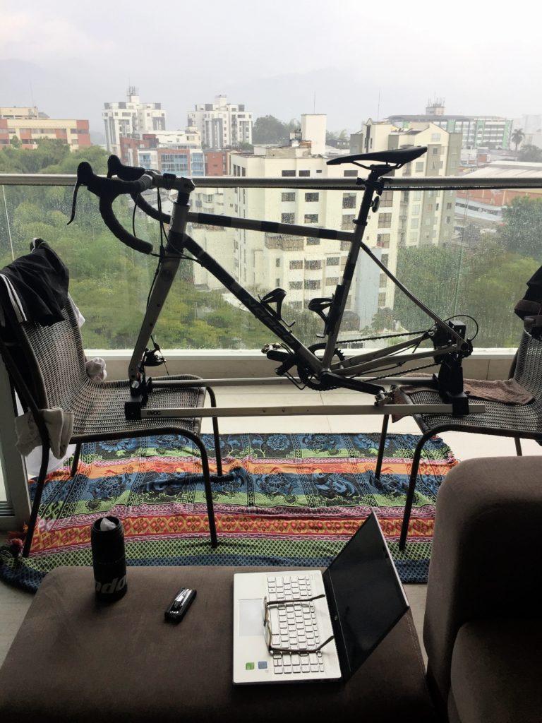 Heimwerkstatt fürs Fahrrad
