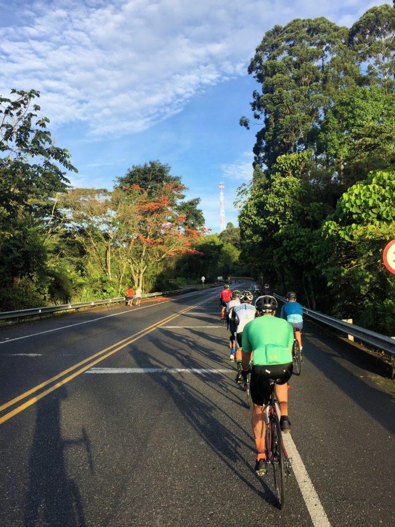 Radfahren La Linea Kolumbien